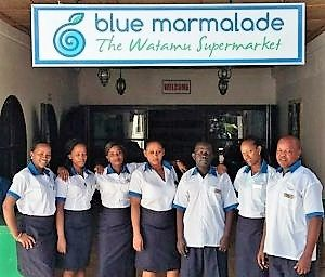 The Watamu Supermarket Team